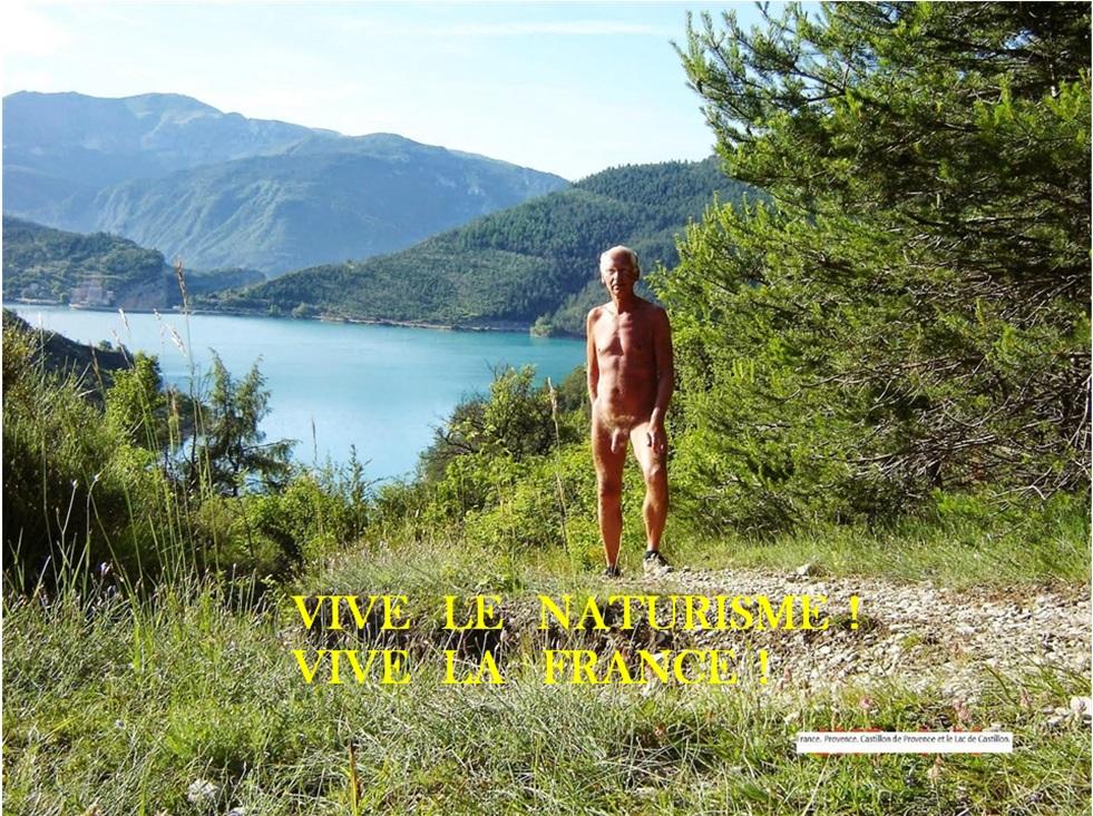 Vive la Naturisme Vive La France