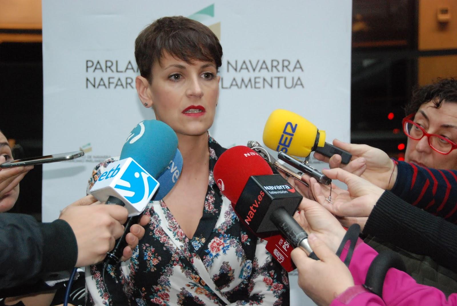 UPN y PNV se unen para dar aire y consolidar el Gobierno del PP