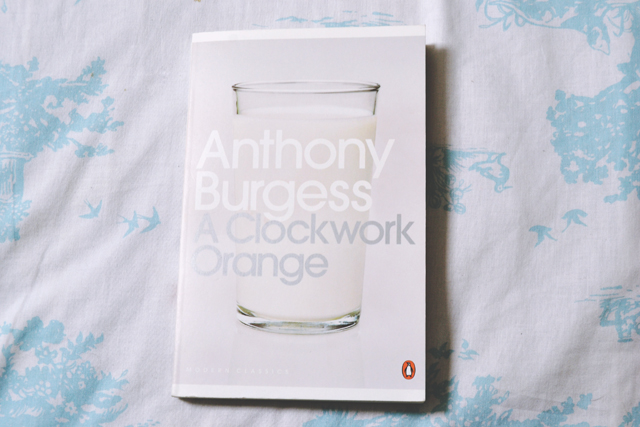 Review of Anthony Burgess A Clockwork Orange