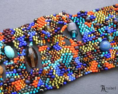 цены на изделия из бисера ручной работы цветная бижутерия