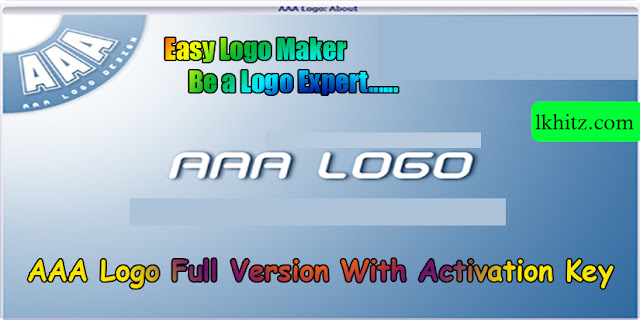 AAA Logo Full Version With Activation Key