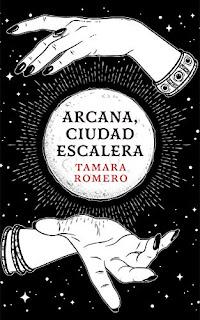 foto portada libro arcana ciudad escalera descargar gratis