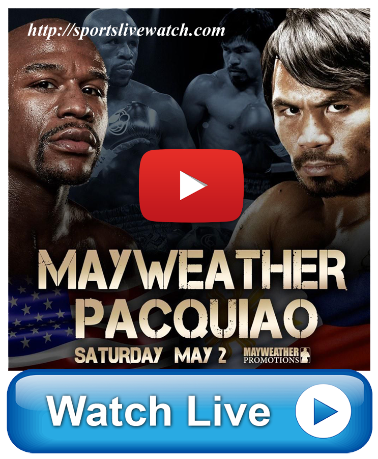 Mayweather Vs Pacquiao Live Stream Showtime PPV 2015