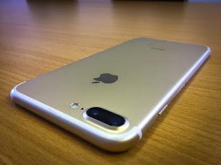 Wireless iPhone charging