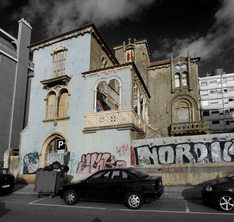 573c30f80e5 ruin arte  A Casa do Relógio - Foz do Douro - Porto