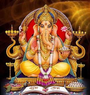 ganesha panteao hindu