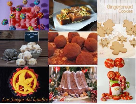 Recetas dulces fáciles para regalar Navidad