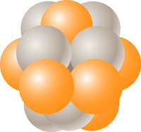 gambar inti atom