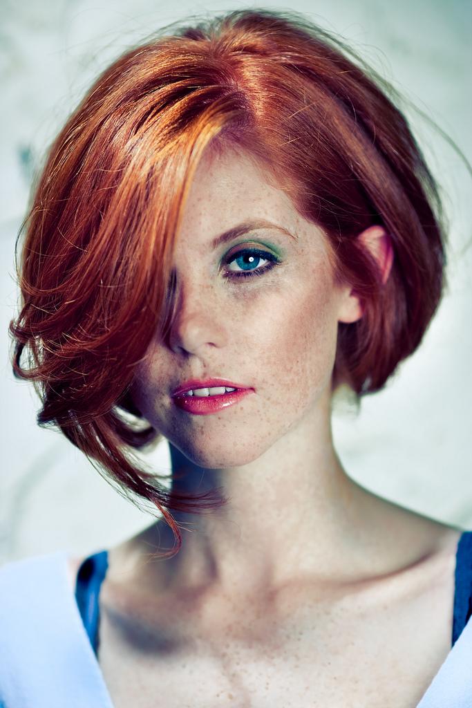 Wwwwlosyes Katalog Modnych Fryzur Piękne Rude Włosy
