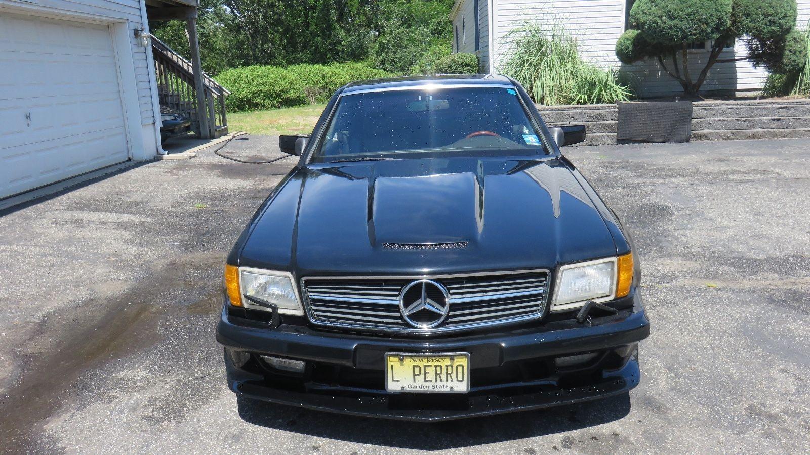 Daily Turismo: Auction Watch: 1987 Mercedes 560 SEC Koenig
