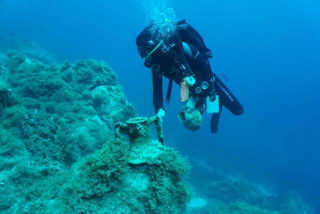 Αρχαίες κατασκευές και νέα ναυάγια ανακαλύφθηκαν στην Δήλο