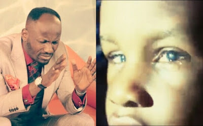 Apostle Suleman Restores Kid Siblings Who Were Blind From Birth