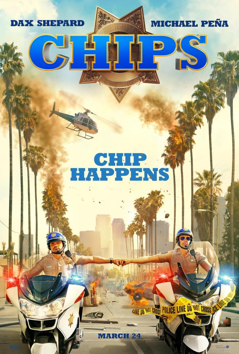 CHiPs [2017] [DVDR] [NTSC] [Latino]