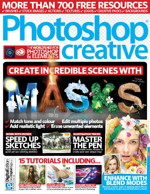 Photoshop Creative - Issue 142 2016 PDF