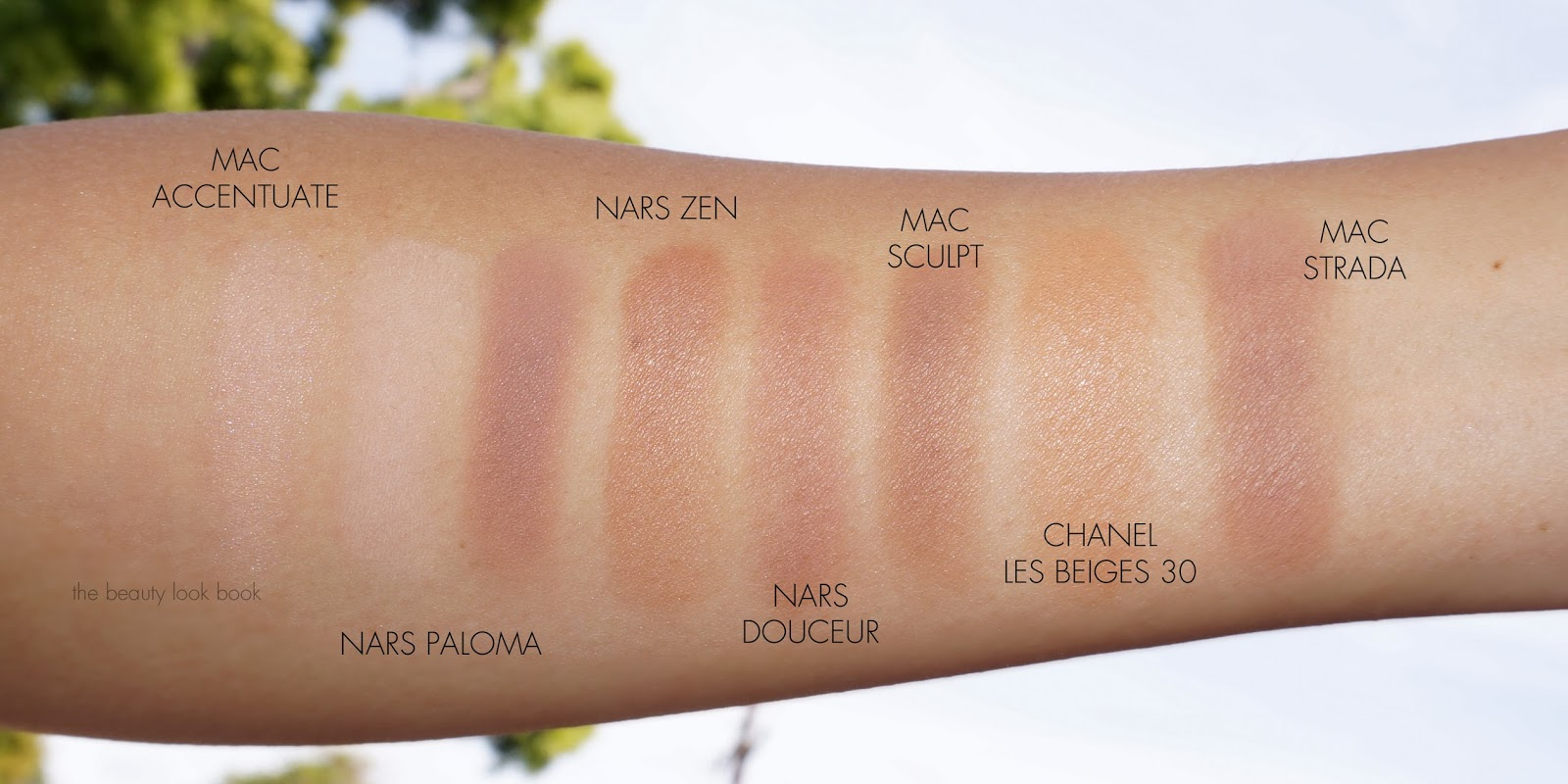 The Multiple by NARS #12