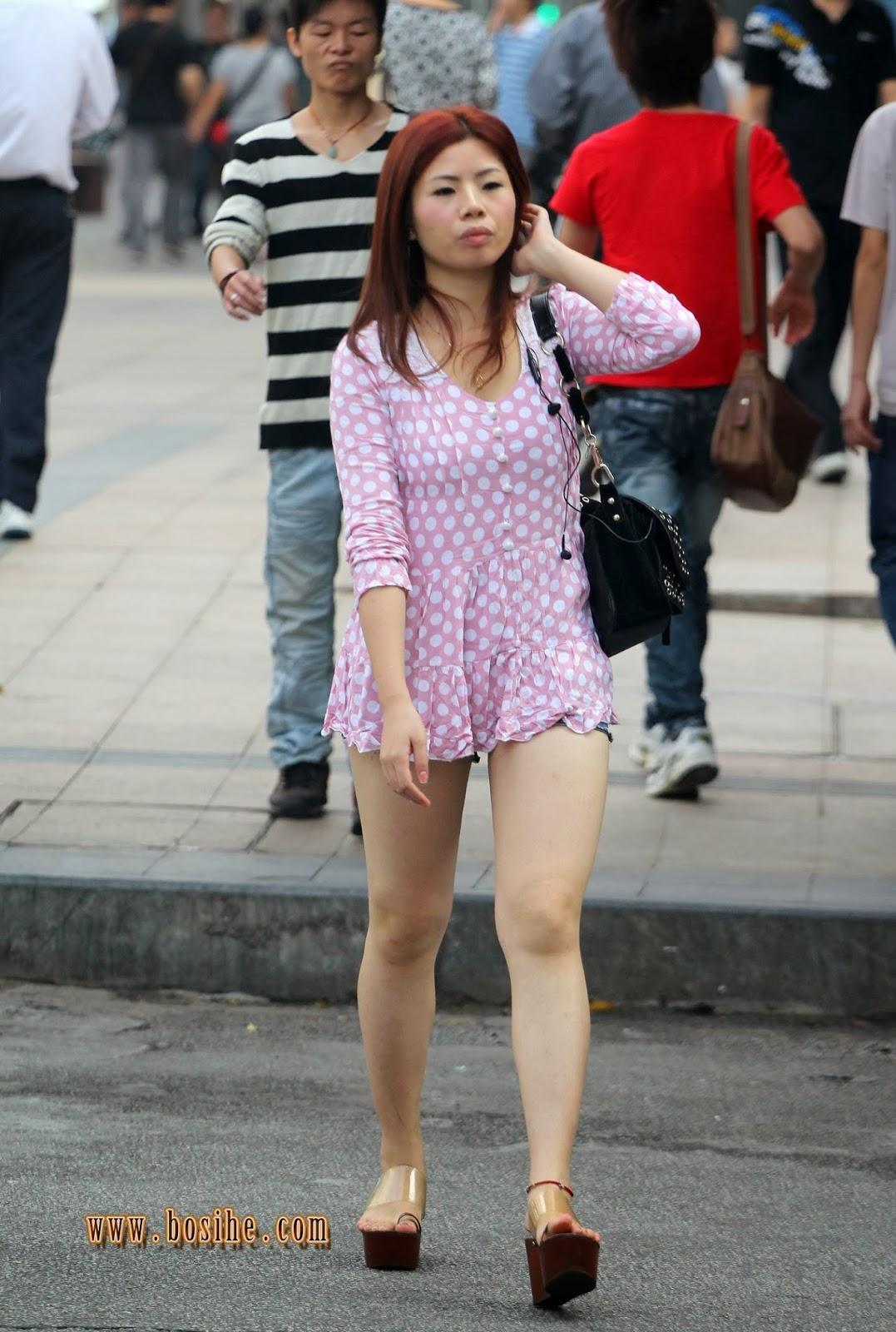 Asian street girls