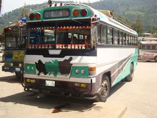 Autobuses del Norte, Barillas, Huehuetenango