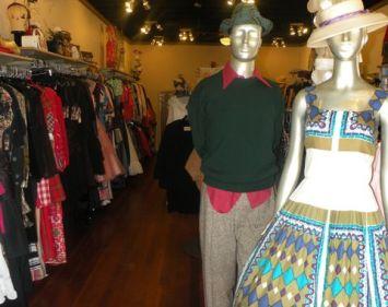 Vintage clothing stores in san diego