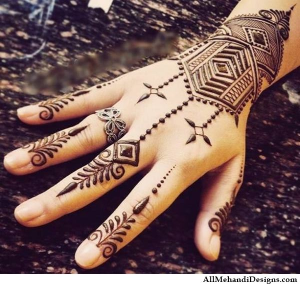 simple arabic mehndi designs for beginners pdf