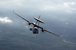 Pesawat Intai Berkemampuan AEW (Active Early Warning)