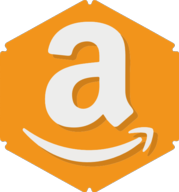 amazon hexagon icon