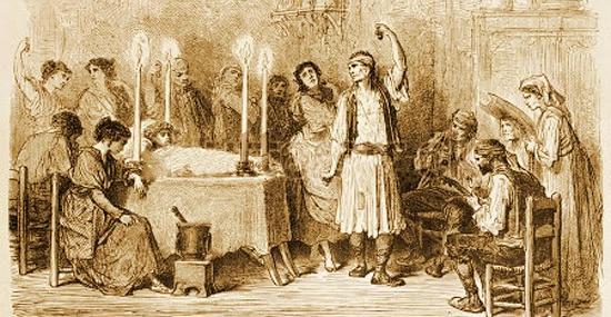 Veneno Medieval: os terríveis pratos e copos assassinos