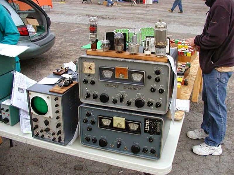 Amateur Radio Hamfest 6