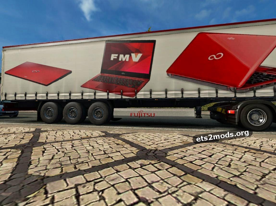 Fujitsu trailer mod