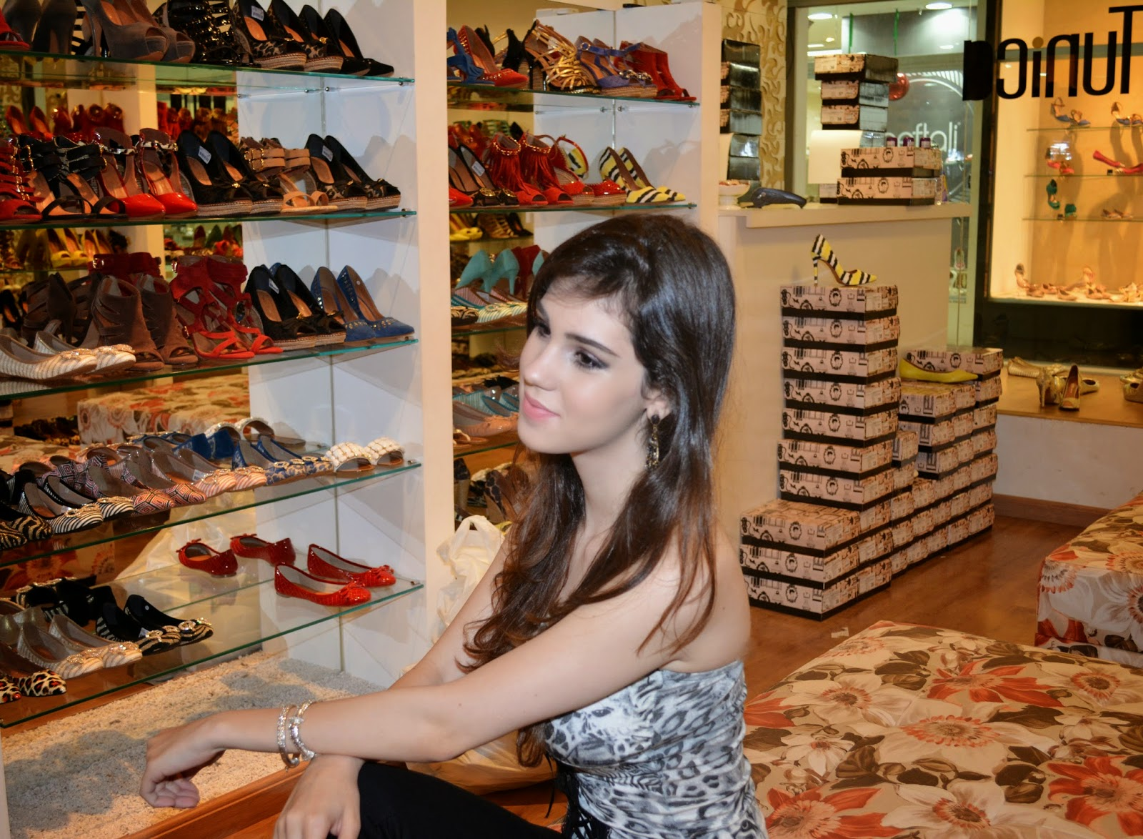 136d84f20 Chega de falar, vem comigo e confiram um pouquinho das fotos que rolou na  loja, no dia do desfile.