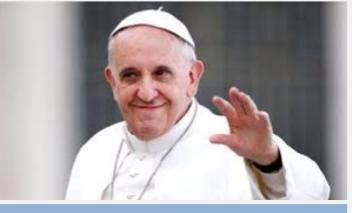 البابا فرانسيس اليوم بمصر ملبيا لدعوة الرئيس