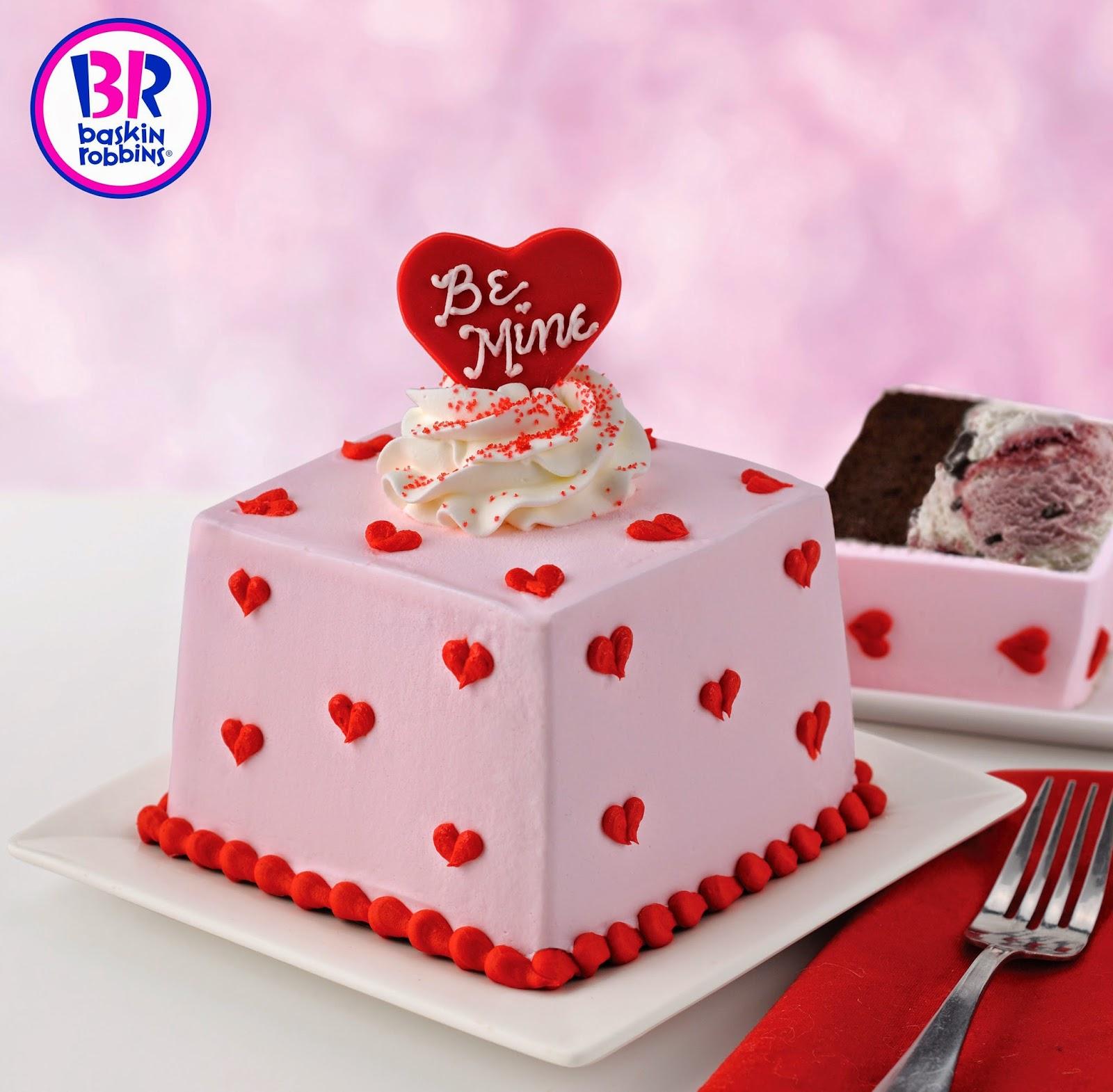 Baskin Robbins Valentine S Day Cakes