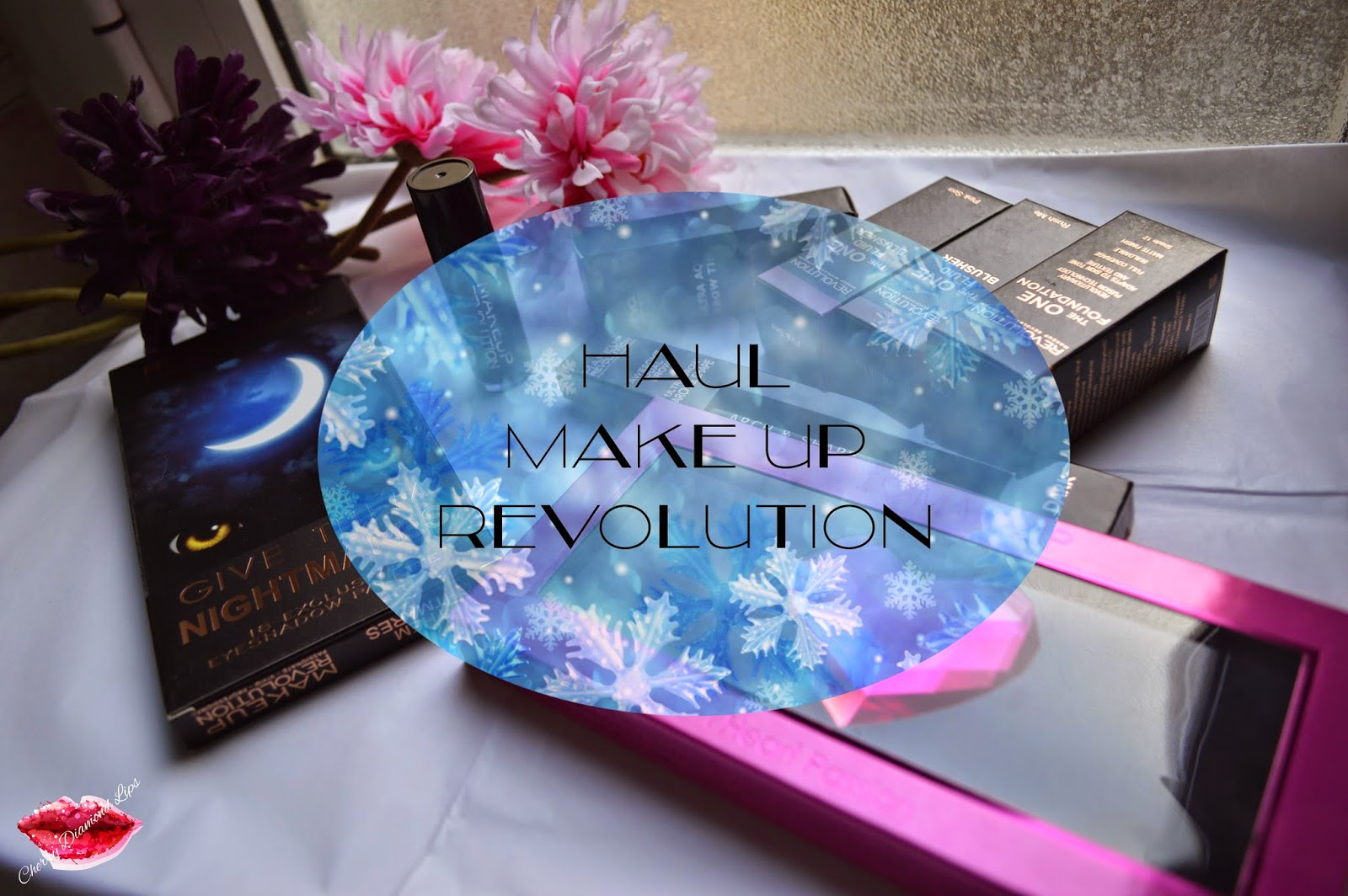 Haul Makeup Revolution