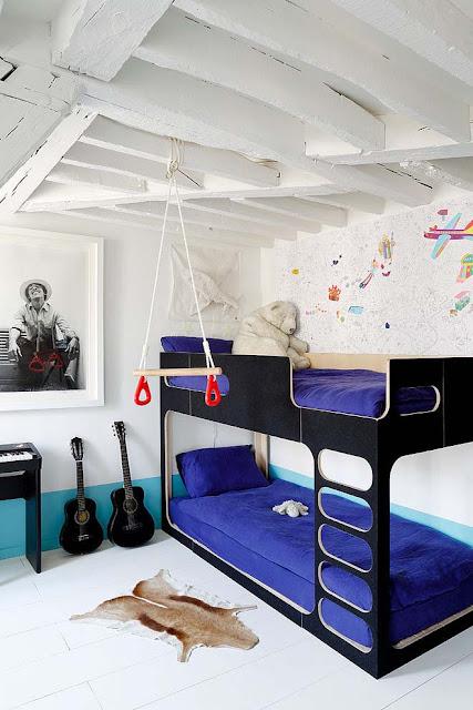 chambre enfant par architecte d'interieur