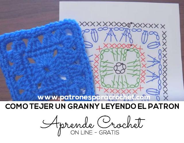 aprende crochet