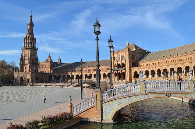 Sevilha ou Sevilla