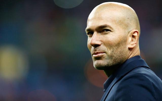 Bagi Zidane Perjalanan La Liga Masih Panjang