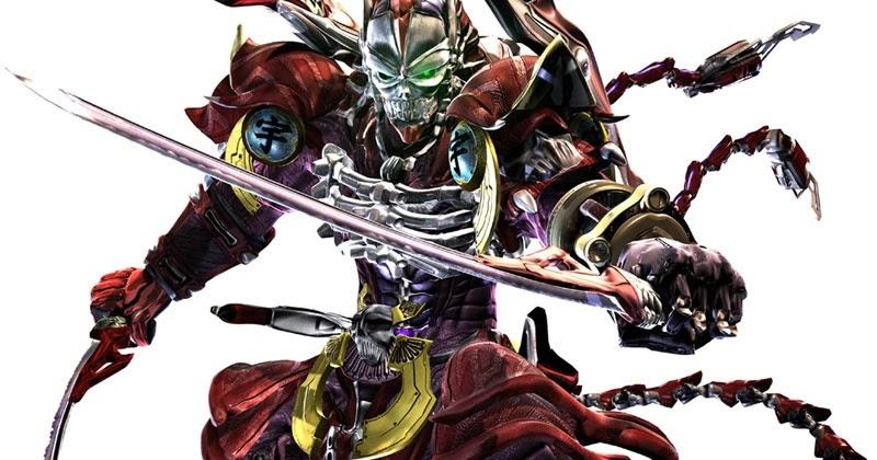 Yoshimitsu Tekken Headquarter