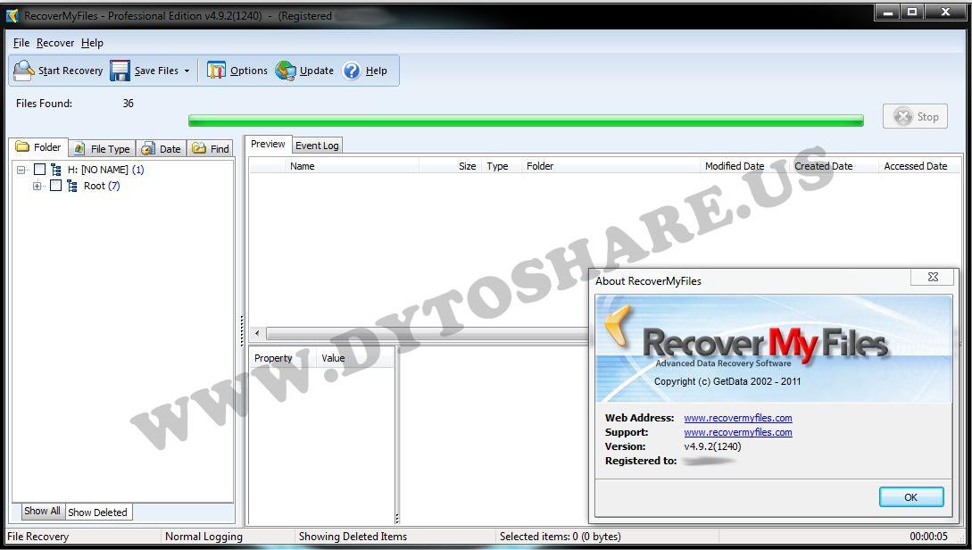 recover my files v5 full