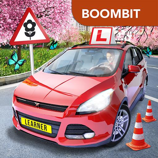تحميل لعبة Car Driving School Simulator v2.5 مهكرة وكاملة للاندرويد كلشي غير محدود