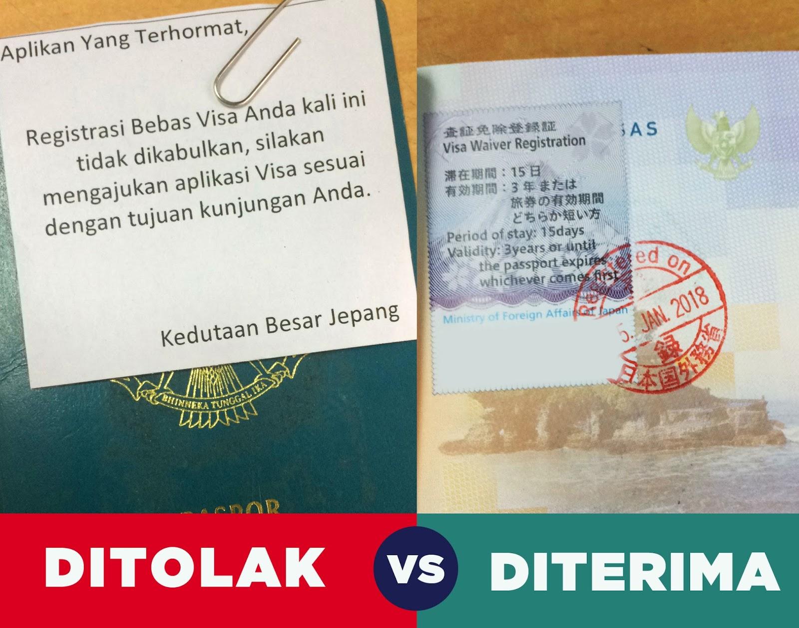 Kurang Lebih Tiga Bulan Menjelang Keberangkatan Saya Datang Ke Kedutaan Jepang Di Jakarta Yang Berada Di Jalan Thamrin Dengan Maksud Meregistrasikan