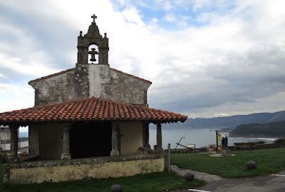 Capilla de San Roque de Lastres