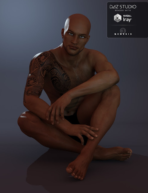 Heartthrob for Genesis 3 Male