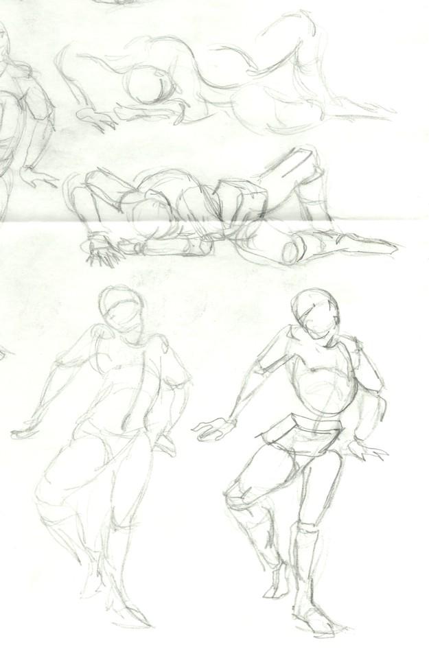 2011 Summer Drawing: July 2011