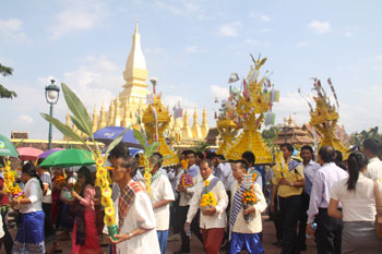 What S In Laos Event Festival Of Laos