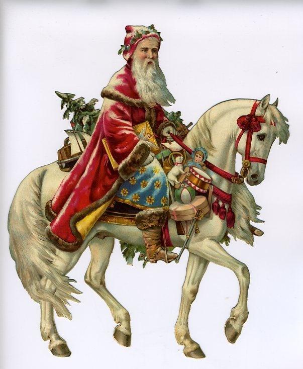 Como se llama Papa Noel segun el país