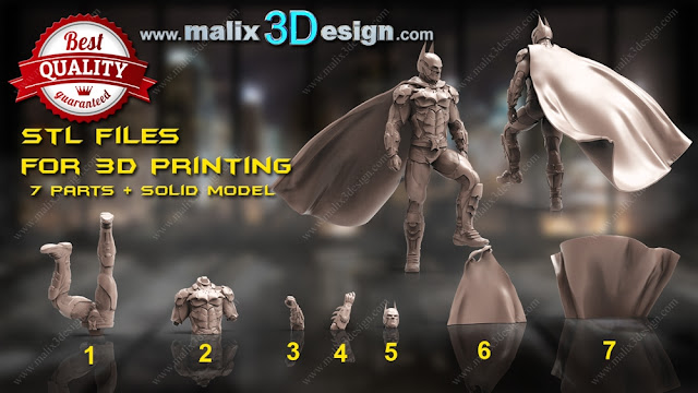 3d Printable Model Thanos Armor Guardians Of The Galaxy - Modern