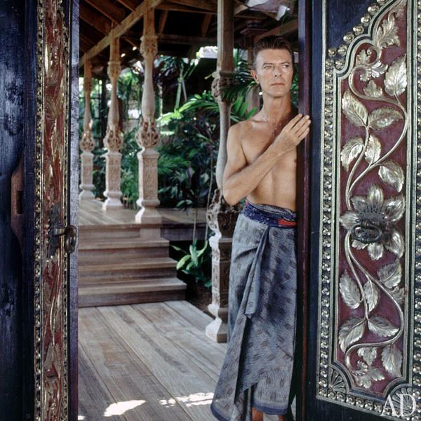 """David Bowie, in affito la villa """"Mandalay Estate"""" di Mustique Island (Caraibi) in cui ha vissuto"""