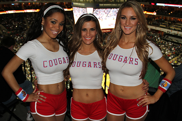 IVY: Free Local Cougars