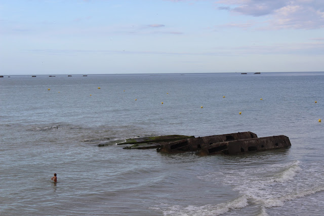 Visiting the Normandy Beaches