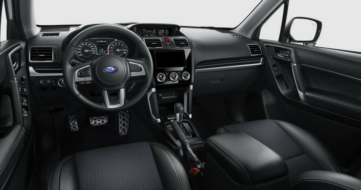2018 subaru forester interior. contemporary subaru 2018 subaru forester interior review to subaru forester interior